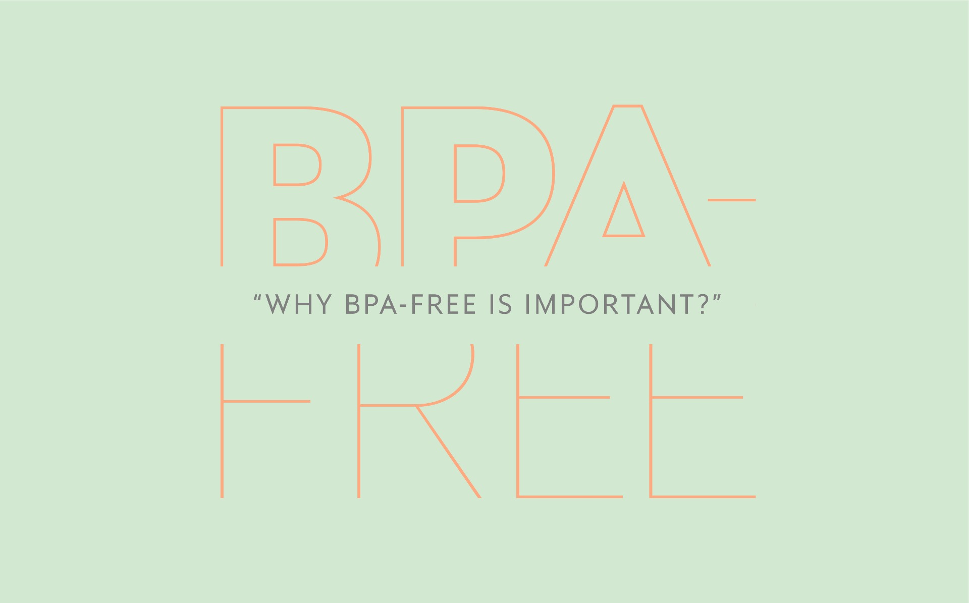 What is BPA and Why BPA? - BORRN